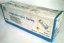 1710517-006 HC Original Konica Minolta Magicolour 2300 Toner Cartridge YELLOW