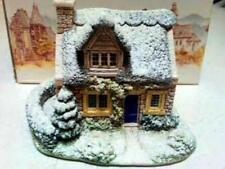 "Lilliput Lane Cottage ""Cranberry Cottage"" In Box, Retired, Signed on Bottom"