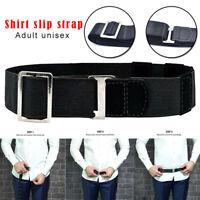 Shirt Holder Belt Adjustable Shirt Stay Best Belt for Women Men Work Interview
