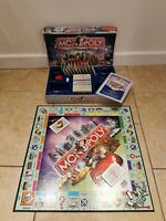 Vintage Monopoly Here & Now Limited Edition Board Game 2005 family entertainment