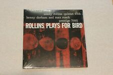 Sonny Rollins - Rollins Plays For Bird Hybrid Mono SACD Analogue Productions New