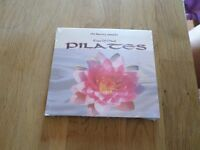 Pilates - Ease of Mind (The Beauty Temple)     CD Album