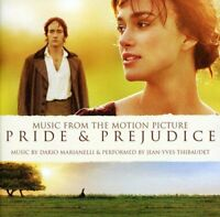 Jean-Yves Thibaudet - Pride and & Prejudice (NEW CD)
