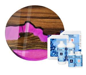 Resina Epossidica Cristallo Ametista per legno, DIY, bricolage e fai-da-te