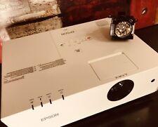Epson PowerLite 6110i Lcd Projector W/ New Oem Bulb