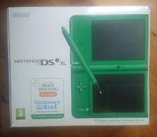 Brand New Nintendo DSi XL Green Console PAL RARE