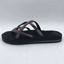 Teva Olowahu Flip Flop Sandal - Women's Size 6 - Back 6840C