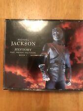 Michael Jackson History Past, Present And Future CD