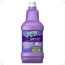 Swiffer WetJet Floor with Febreze, Lavender Vanilla - Comfort Scent 42.20 oz 2pk