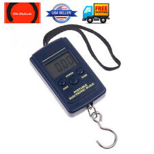 EW Portable Mini 40kg/10g Electronic Hanging Fishing Digital Pocket Hook Scale