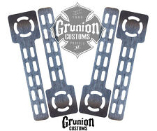 Grunion Ride Height Sensor Mounts for AccuAir eLevel Air Bag Suspension 4 pack