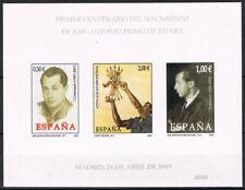 [CF1457] Falange 2003, HB I Cent. José Antonio Primo de Rivera (MNH)