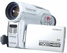 Hitachi Dzhs300A Dvd Hybrid Camcorder with 25x Optical Zoom & 8Gb Hard Disc D.