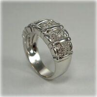 14 carat White Gold Quarter Carat 0.25 carat Diamond Ring