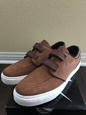 127fe0c05a81 Nike Zoom Stefan Janoski AC Skateboarding 705405 221 Cognac Men s Size 11.5