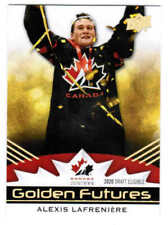 2020 UD TEAM CANADA JUNIORS GOLDEN FUTURES INSERT CARDS (GF-XX) U-Pick From List