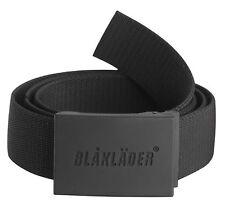 Blaklader Anti Scratch Work Belt with Logo on Rubberized Buckle - 4038