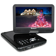 "NAVISKAUTO 10.1"" HD Tragbarer DVD Player Portable Auto Kopfstütze USB/SD SCHWARZ"