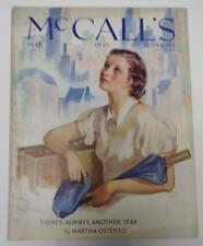 McCall's May 1933 Neysa McMein Cover