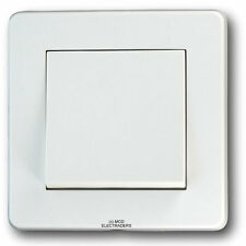 Crabtree 5170 Wide Rocker Light Switch 10 Amp 1 Gang 1 or 2 Way