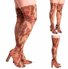Regular Size Knee High Boots for Women