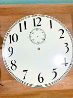 """11 1/4"""" Clock Dial Pan (Lot K788)"""