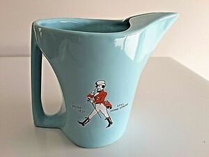 johnnie walker whisky blue  jug  excellent condition