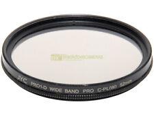 52mm. Filtro Polarizzatore circolare JYC Pro1-D Wide band. Lente polarizzata.