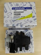GENUINE SSANGYONG ACTYON SUV 2.0L TURBO DIESEL ALL MODEL VACUUM MODULATOR