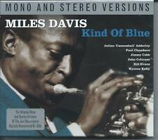 Miles Davis - Kind of Blue - Mono & Stereo Versions 2CD NEW/SEALED