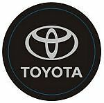 Leather Key Fob Toyota