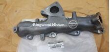 GENUINE NISSAN PATROL Y61 GU ZD30 EXHAUST MANIFOLD  BRAND NEW 14004VV20A
