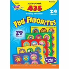 Fun Favorites Stinky Stickers® Variety Pack Trend Enterprises Inc. T-6491