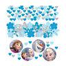 Disney Frozen Confetti Decoration Birthday Ice Skating Snow Party Banner Bunting