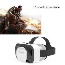 SHINECO VR Glasses 3D Virtual Reality Helmet Google Cardboard For 4.Smart Phone