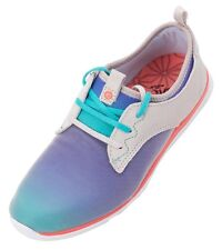CUSHE Sharka Casual Athletic Shoes 8 Ombre Leather Excellent