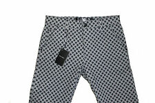 DOLCE & GABBANA POLKA DOT JEANS SIZE 46 100% AUTHENTIC
