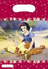 Blanche-neige Pochette Surprise Pour Fête 6pk Disney Princesse Anniversaire