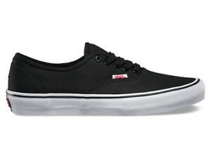 Vans Authentic Pro Black/White