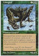 Lhurgoyf - MP - 5th Edition Core Set Fifth MTG Magic Card Green Rare