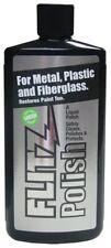 Flitz  No Scent Metal Polish  3.4 oz. Liquid