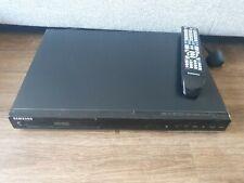 SAMSUNG DVD-SH893M HDD/DVD Reproductor Grabador de disco duro de 160GB DVB