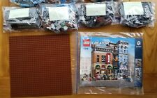 LEGO CREATOR EXPERT 10246 DETECTIVE'S OFFICE - WITH MANUAL COMPLETE