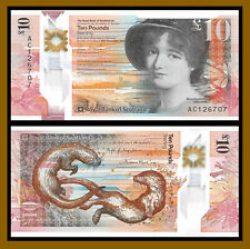 Scotland 10 Pounds, 2016 (2017) P-371 The Royal Bank of Scotland Polymer Unc