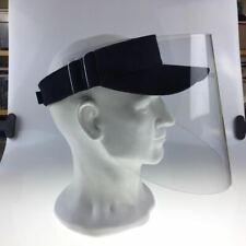 Gesichtsschutz Kappe mit Sonnenschutz Schutzvisier Visier + 50 siehe Bild