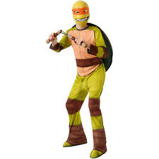 Teenage Mutant Ninja Turtles Michelangelo Costume Large Halloween Party