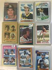 Vintage Baseball Card Lot 50 HOF And Rookie Cards!!!!PLUS MORE MUST READ!!!!