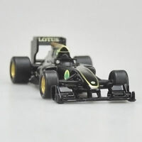 Lotus F1 Racing T125 Model Car Toys Pull back power 1:36 Black New Alloy Diecast
