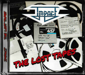 IMPACT - The Lost Tapes (NEW*LIM.500*CLASSIC DUTCH STEEL incl. ED WARBY)