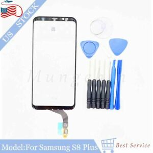 New For Samsung Galaxy S8+ S8 Plus LCD Touch Screen Digitizer Glasss Replacement